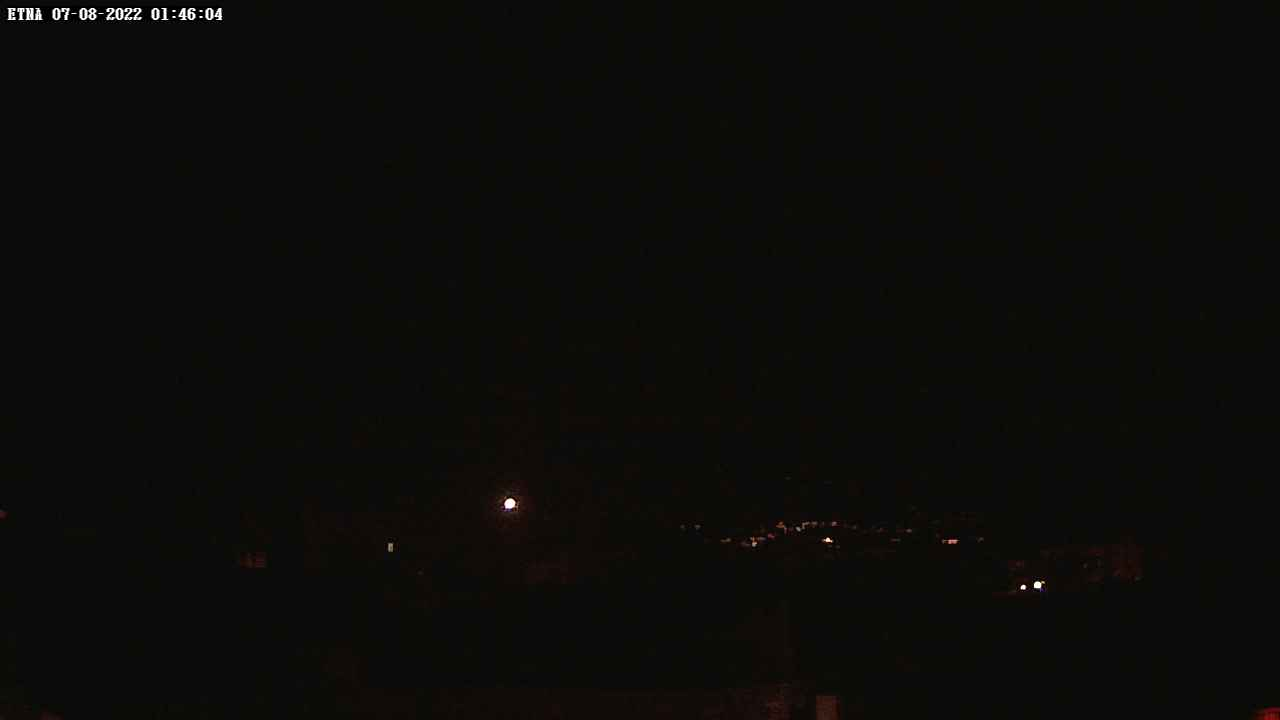 Webcam Etna - Paterno' Live webcamera